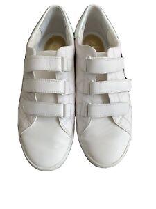 michael kors velcro sneakers