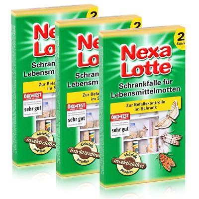 Nexa Lotte Lebensmittelmotten