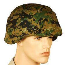 New Digital Woodland Marpat PASGT Helmet Cover