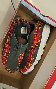 Brand-new-Nike-Air-Footscape-Woven-Motion-Size-US-10-5-UK-9-5