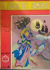 Albi Grandi Avventure n.7 Il Figlio del Samurai Nerbini Anastatica