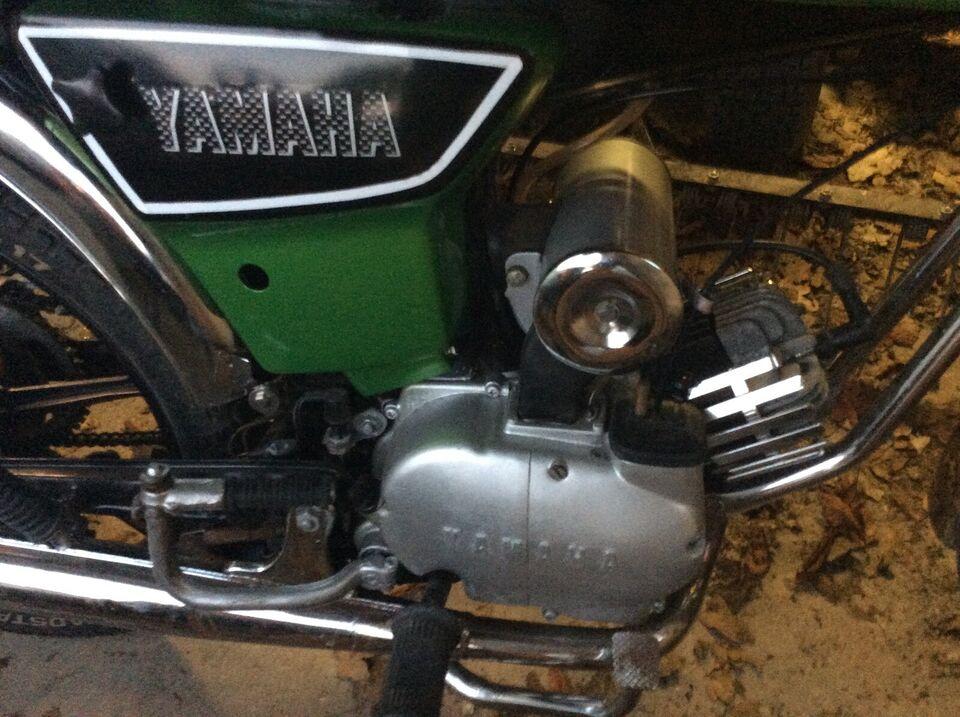 Yamaha 50 Ccm Fa1 Dx50 fin stand