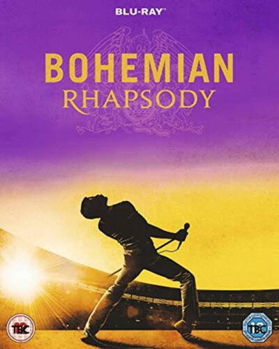 Bohemian Rhapsody  [2018] [New Blu-ray]