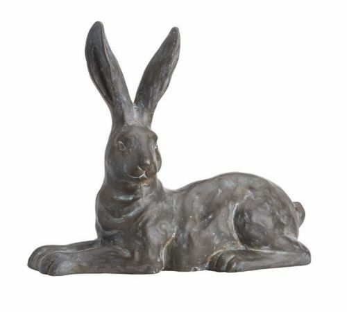 Pottery Barn Essex Laying Bunny 11.75    High New with Tag c8c768