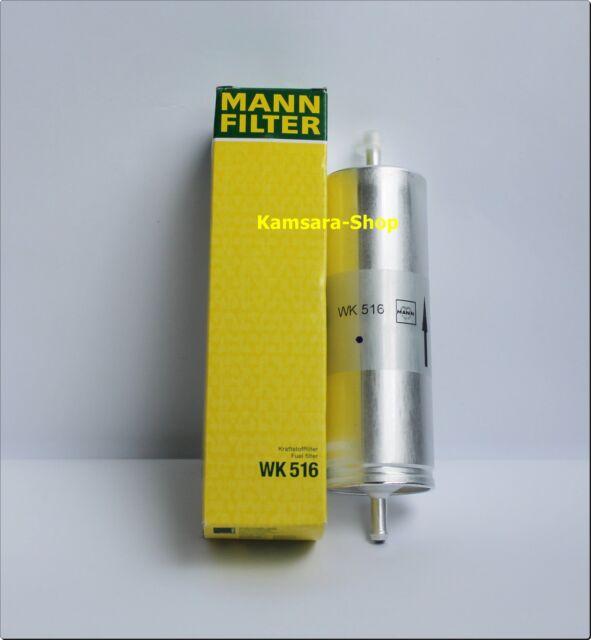 *KRAFTSTOFFFILTER MANN WK 516 BMW 3 (E30 E36).5 (E34),7 (E32),8 (E31),Z1