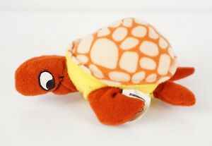 Vintage-McDonalds-Happy-Meal-Toy-1998-Turtle-Plush-Toy