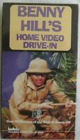 Benny Hills Home Video Drive In Vhs 1984