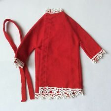 Sindy vintage dolls clothes 1966 Cosy Nights 12S64 Dressing Gown with belt tie