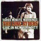 Three Minute Warning Live-NY (2008)