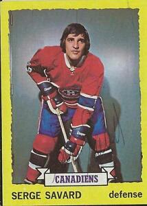 Serge-Savard-1973-Topps-Autograph-24-Canadiens