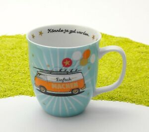 sheepworld-Tasse-Becher-Henkelbecher-Porzellan-Bus-400ml
