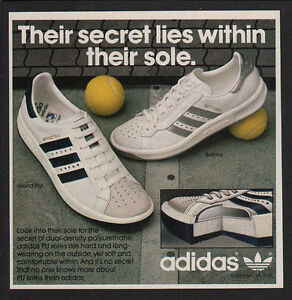 Chargement de l'image 1984-ADIDAS-GRAND-PRIX-amp-BETTINA-Tennis-Shoes-