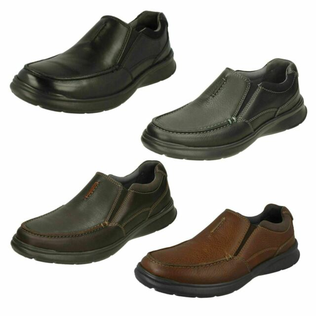 Clarks Mens Casual Slip On Shoes