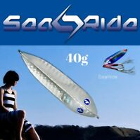 Amazing Dolphin Slide Action Jig Blue Blue Tokyo sea Ride 40g