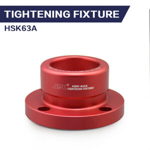 HSK-63A/C Tool Holder Tightening Fixture CNC Machine Accessories HSK Holder