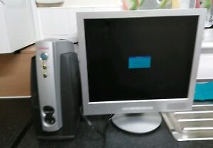 Image Is Loading 19 Inch PC Monitor 900P With CPU Compaq