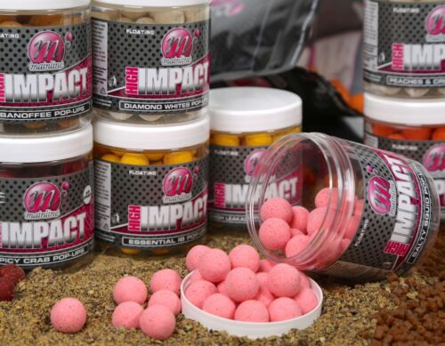 Carp Fishing Bait Mainline High Impact Pop-Ups 15mm