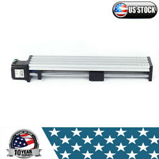 Linear Guide Rail Slide Stage Actuator Ball Screw Motion Table Stepper Motor New