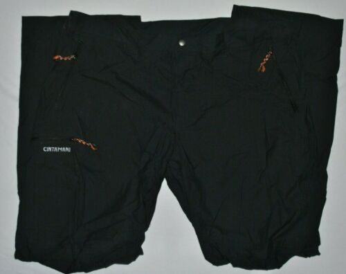 Cintamani cargo pants 3XL black