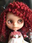 Custom Blythe Doll Girl Ginger