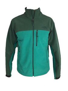 the north face men s apex bionic jacket conifer teal size xl ebay rh ebay com