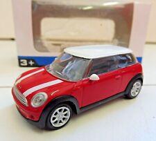 Multigam Classic Maßstab 1:54 NEU!° Norev 319251 Mini Cooper #52 rot