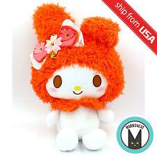 Japan Sanrio FuRyu My Melody Big Soft Plush Doll Sakura Bow Tie Pink Cute Kawaii