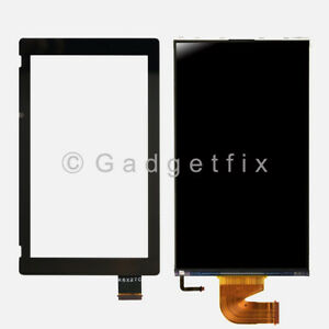 US Touch Screen Digitizer LCD Display Screen Replacement For Nintendo Switch