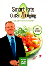 Smart Fats to OutSmart Aging (Health DVD) With Steven Masley, MD **NEW**