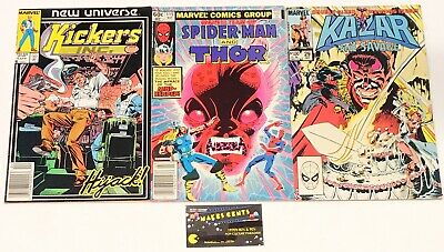 Over 1425 Marvel Comic Books $4 Shipping Any Quantity $1.00 Each YOU PICK
