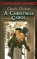 Dover Thrift Editions: A Christmas Carol by Charles Dickens (1991, Paperback, Reprint)