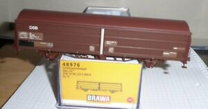 Brawa 48976 Sliding Wall Wagon Hbis Toys Ol Bubbles the Dsb Epoch 4 New IN Boxed
