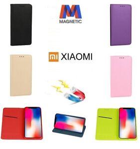 Custodia-Flip-Book-Cover-Libro-Per-Xiaomi-MI-9-SE-T-A3-Redmi-Note-7-8-S2-K20-Pro