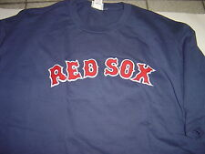 "NEW MENS LEE SPORT NAVY ""BOSTON RED SOX"" MARTINEZ 45"" S/S TSHIRT SIZE L"