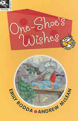 1 of 1 - Squeak Street One Shoe's Wishes by Emily Rodda (Paperback, 2007)
