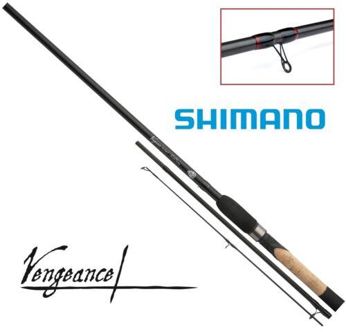 10-30g 3,90m Floatrute Shimano Vengeance Float 390 3tlg Posenrute
