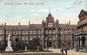 BR39685-Technical-school-peel-Park-Salford-england
