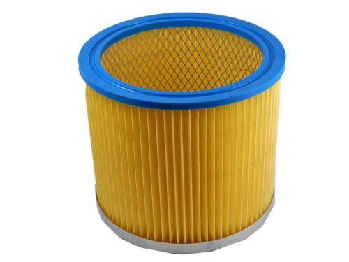 Rund-Filter Lamellenfilter gelb für Kärcher 7402P Kärcher 7402T