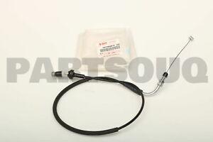 15910-63J00-000 Suzuki Cable assy,accel 1591063J00000 New Genuine OEM Part