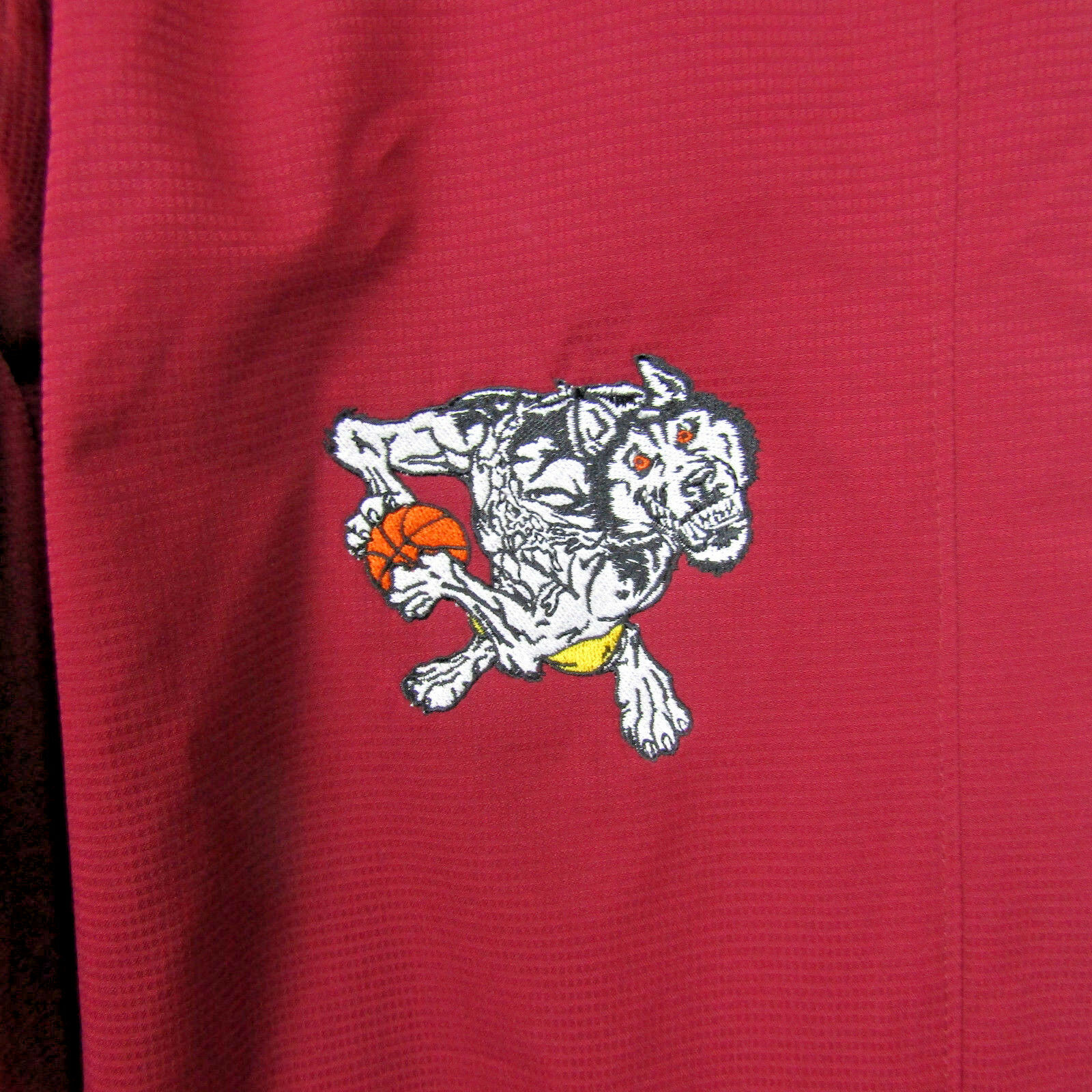 Details about NC State Wolfpack Jacked Wold Track Pants Sz Medium Red EUC  Must See NCAA