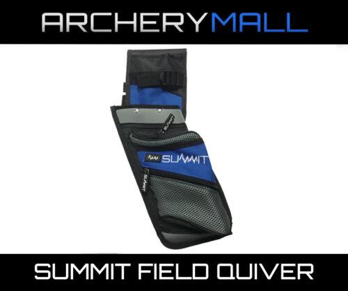 Bleu Droitier//LH Sommet de tir à l/'arc Elite Champ Carquois