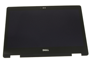 "7KF9N 07KF9N 13.3/"" FHD TOUCH Screen LED LCD Bezel Assembly Dell Inspiron DP//N"