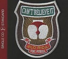 Artikelbild CD Cant Believe It Flo Rida Feat. Pitbull