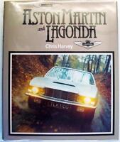 ASTON MARTIN AND LAGONDA CHRIS HARVEY CAR BOOK
