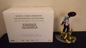 Kotobukiya-Captain-America-Reborn-Fine-Art-Statue-marvel-Avengers