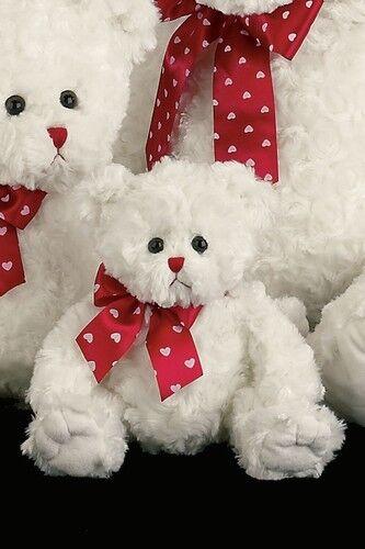 1277 ~ Bearington Valentines Day Bear  ~ 11 ~ Lil' Lovable ~ 2012 ~ NEW