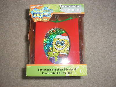 New Nickelodeon SpongeBob SquarePants Holiday Ornament | eBay