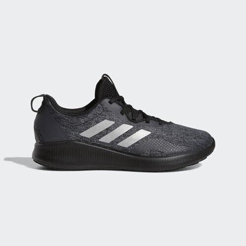 Adidas BC1031 Donne Puro bounce  Street W Scarpe nere grigie scarpe da ginnastica  Ultimo 2018