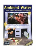 Ambient Water: Ultimate Video Aquarium Free Shipping