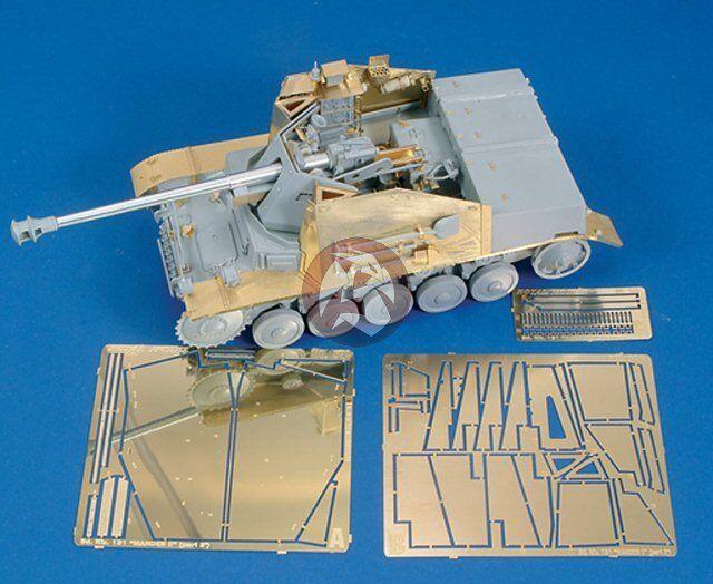 Royal Model 1 35 Sd.Kfz.131  Marder II  Update Set Part.2 (for Dragon 6262) 524